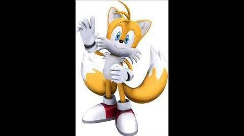 Sonic The Hedgehog 2006 - Miles ''Tails'' Prower Voice Sound