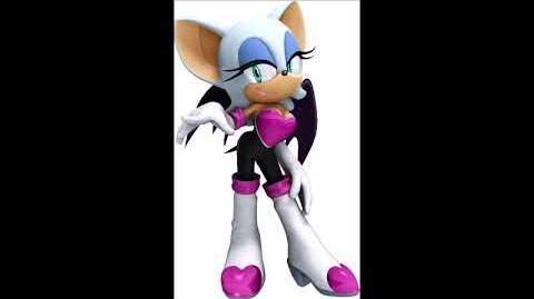 Sonic The Hedgehog 2006 - Rouge The Bat Voice Sound