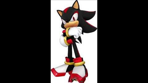 Sonic Party 10 - Shadow The Hedgehog Voice Sound