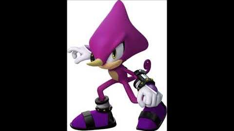 Sonic Forces - Espio The Chameleon Voice Sound