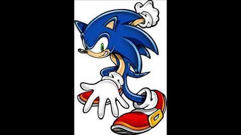 Sonic Adventure 2 - Sonic The Hedgehog Unused Voice Sound