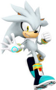 Sonic Legacy Silver