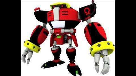 Sonic Party 10 - E-123 Omega Voice Sound