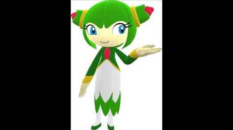 Sonic The Hedgehog (2006) - Cosmo The Seedrian Voice