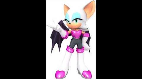 Sonic Party 10 - Rouge The Bat Voice Sound