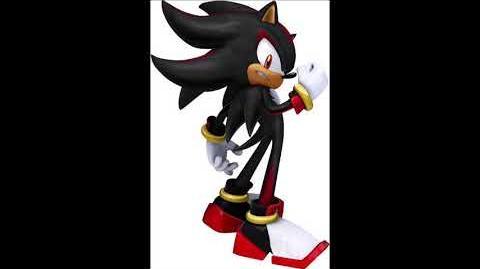 Sonic The Hedgehog 2006 - Shadow The Hedgehog Voice Sound
