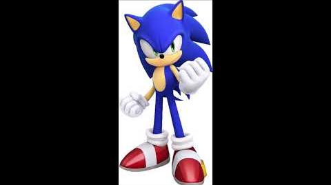 Sonic Forces - Sonic The Hedgehog Voice Sound