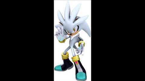 Sonic The Hedgehog 2006 - Silver The Hedgehog Voice Sound