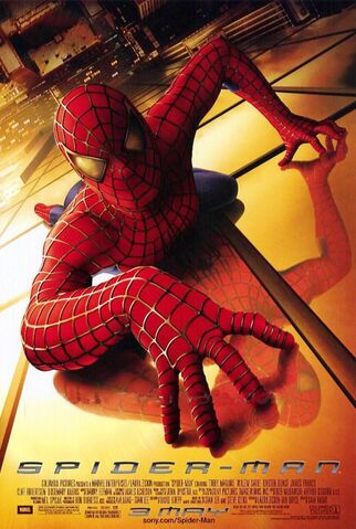 File:Spider-Man (2002) Theatrical Poster.jpg