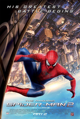 File:The Amazing Spider-Man 2 (2014) Theatrical Poster.jpg