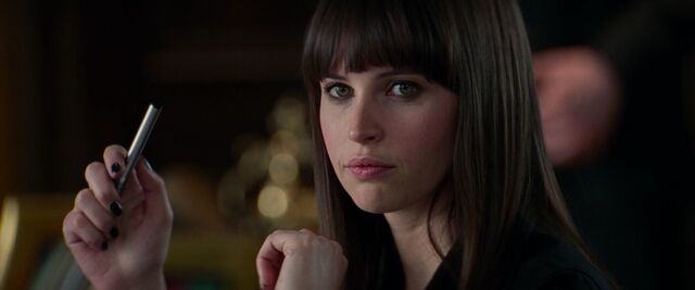 File:Felicity Jones as Felicia Hardy in The Amazing Spider-Man 2 Screenshot 0001.jpg
