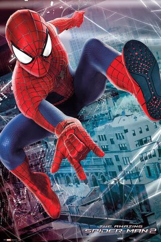 File:The Amazing Spider-Man 2 Promotional Poster.jpg