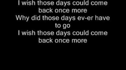Stevie Wonder - I Wish Lyrics-0