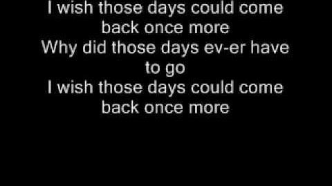 Stevie Wonder - I Wish Lyrics-1