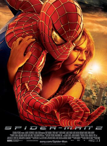 File:Spider-Man 2 (2004) Theatrical Poster.jpg