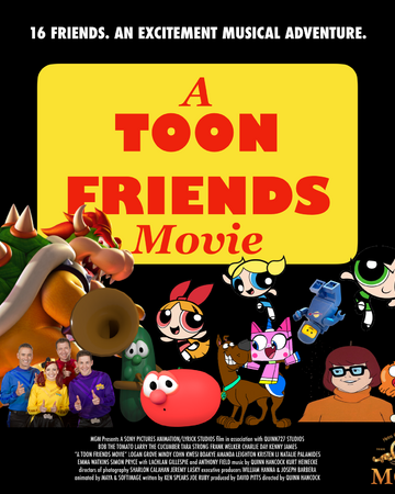A Toon Friends Movie 2019 Film Idea Wiki Fandom