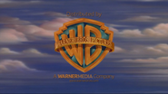Distributed by Warner Bros. Pictures Logo (2018-Present)