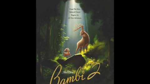 Bambi 2 Soundtrack 8. Being Brave (Part 2)