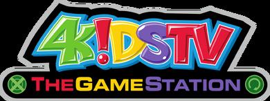 4KidsTV The Game Station logo