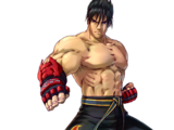 Jin Kazama (Super Smash Bros. Ultimate DLC Fighter)