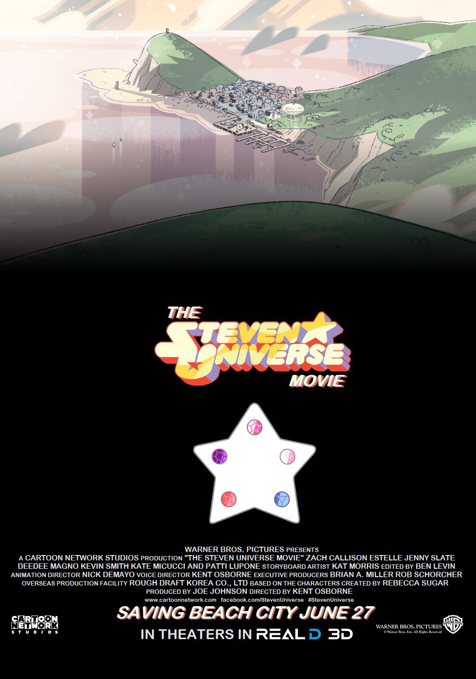 The Steven Universe Movie (SmashupMashups's Idea)   Idea