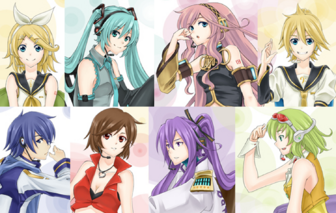 8 Vocaloids just for a Special You