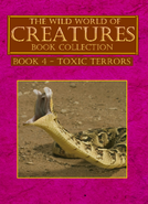 Book 4 - Toxic Terrors Book Cover