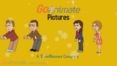GoAnimate Pictures Closing Logo