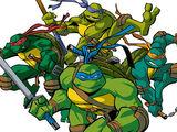 Ninja Turtles:Way of the Shinobi