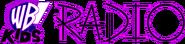 WB Kids Radio logo Redesign (Flat variant)