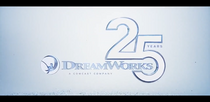 DreamWorks 25 Years Logo (2020; Cinemascope)