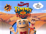 The Adventures of Timmy the Tooth (DVD/Blu-ray Release)
