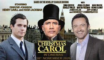 new christmas carol movie 2020