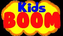 Kids Boom Logo