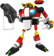 Sonic Legacy Gamma