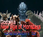 Godzilla New Age of Monsters season 5