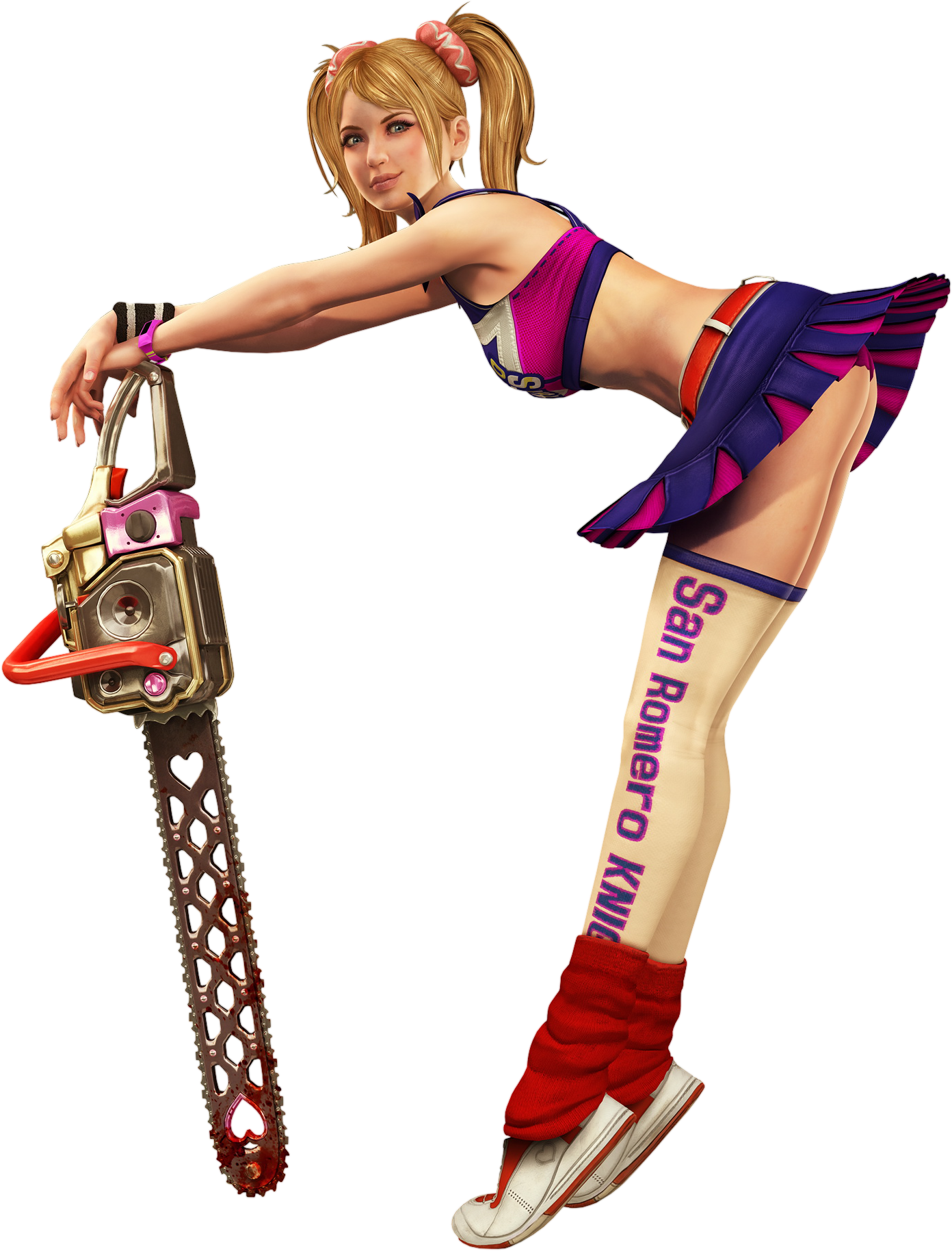 Image lollipop chainsaw juliet starling by ivances d5j52czg lollipop chainsaw juliet starling by ivances d5j52czg voltagebd Image collections