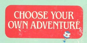 Choose-your-own-adventure