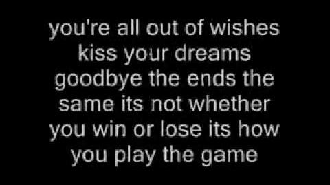 Alexa Vega - Game Over (lyrics)