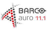 Auro 11.1 by barco logo
