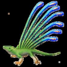 Longisquama (SciiFii)