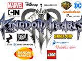 Cartoon/Anime's Kingdom Hearts