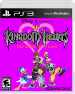 Kingdom Hearts- The Dreams of Love (Playstation 3)