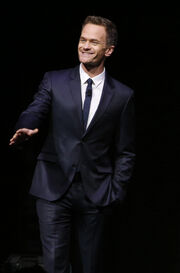 Neil Patrick Harris in LG Electronics' 'Art of the Pixel' New-Media Competition, September 2014