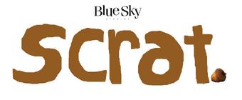 Scrat Movie Logo