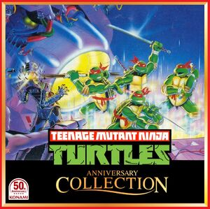 TMNT Anniversary Collection