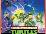 Teenage Mutant Ninja Turtles Anniversary Collection