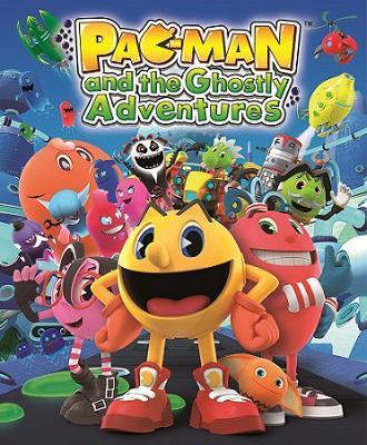 pacman and the ghostly adventures the movie film idea