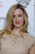 Ashley Johnson (Blonde Hair)