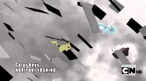 Pokemon Black & White Anime Opening